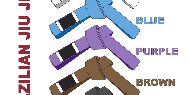 The BJJ Belt System