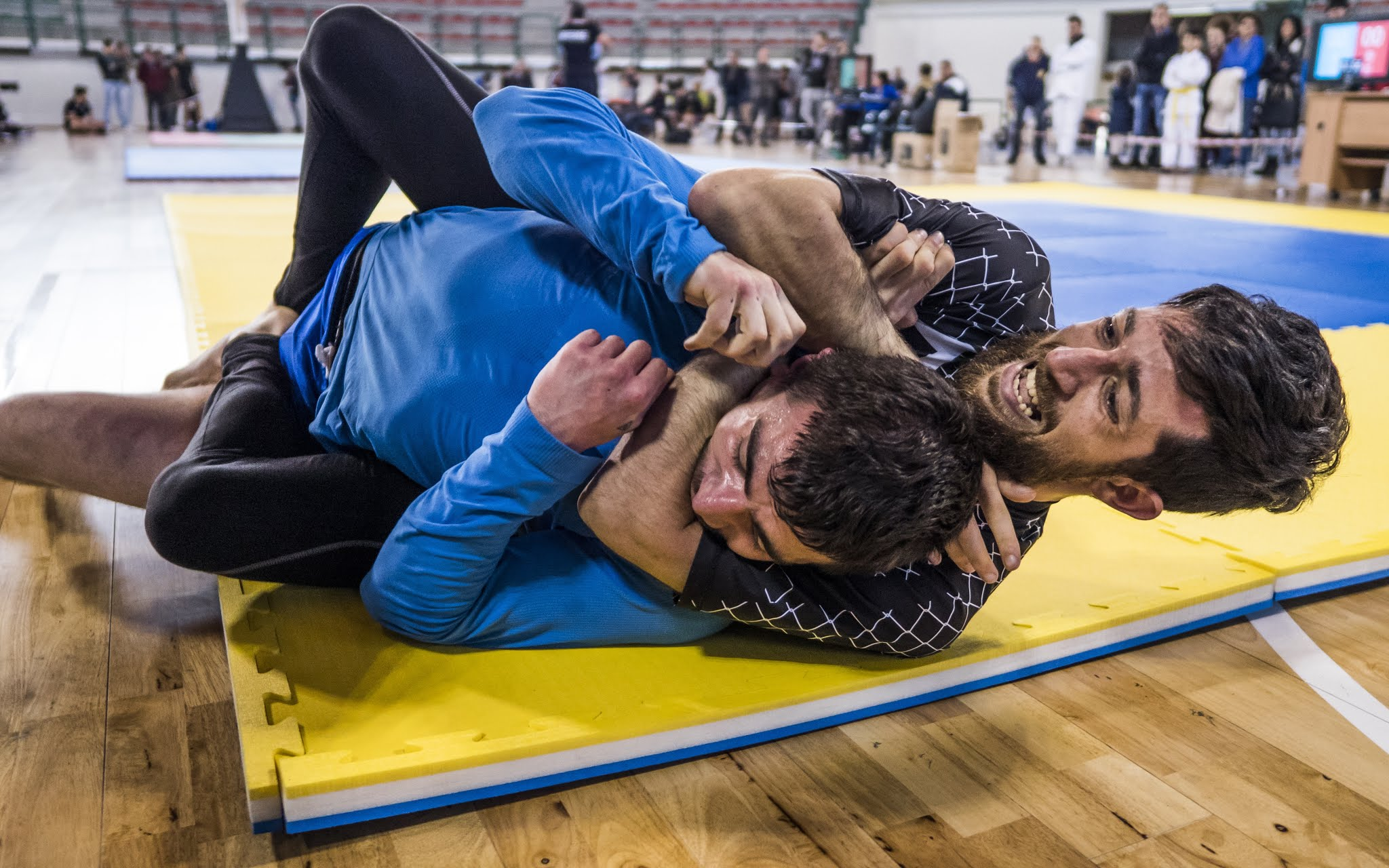 Beginning Brazilian Jiu Jitsu: The Basics - gearupmma