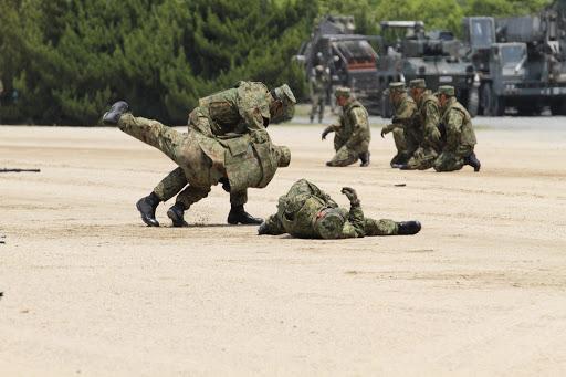 military martial art