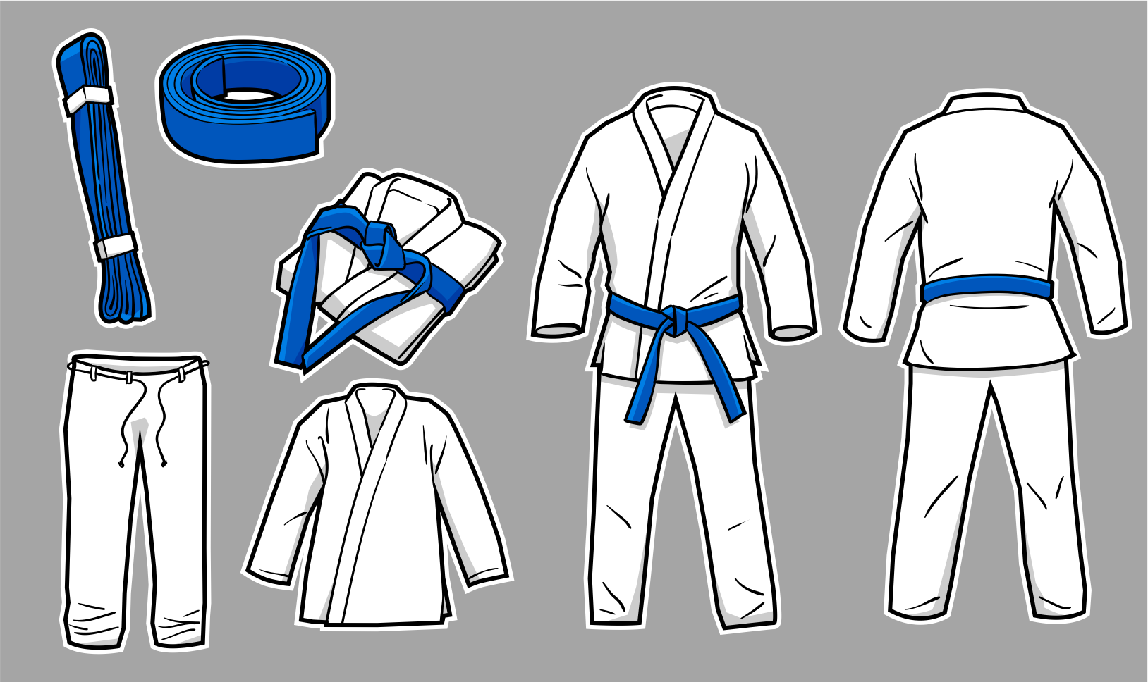 Brazilian Jiu-Jitsu Gear: The Combat Gear in Your Corner
