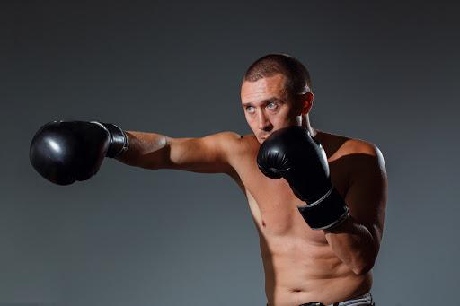 punching bag basic workout